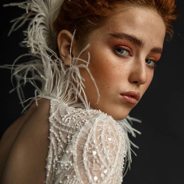 wedding dress Abby